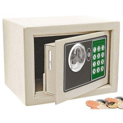 Mini-Elektronik-Safe Tresor, 17x23x17cm