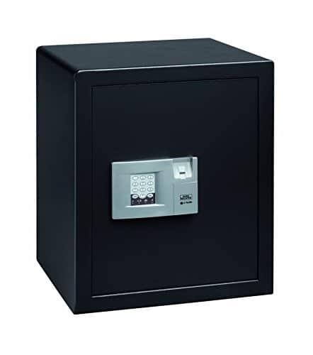 BURGWÄCHTER MöbeleinsatzTresor PointSafe P 4 E FS, schwarz