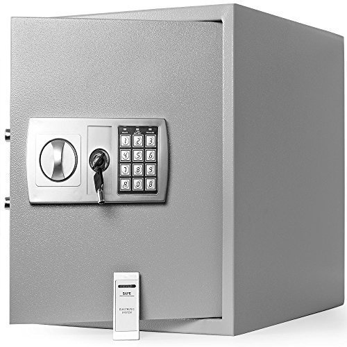 Dokumententresor 35x40x40cm 60l - Safe Tresor Möbeltresor Wandtresor Elektronikschloss